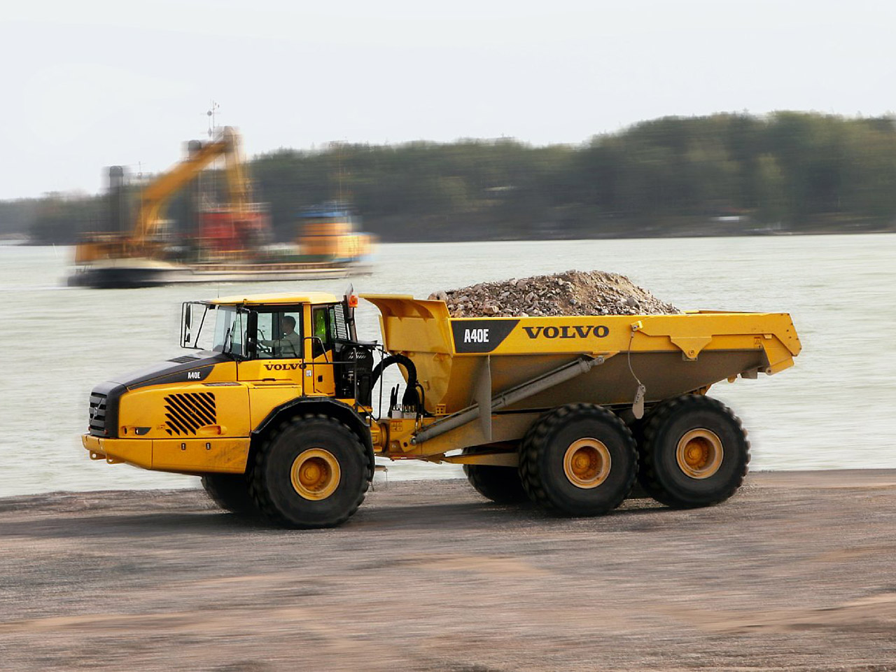 Volvo A40 photos - PhotoGallery with 18 pics| CarsBase.com