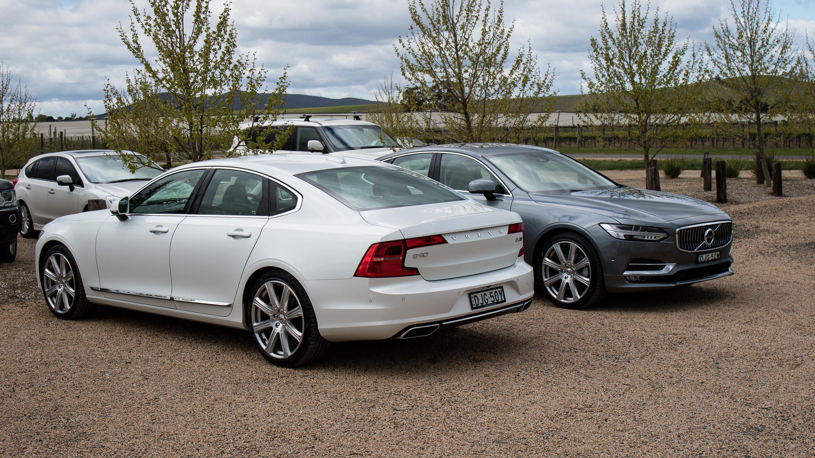 Volvo S90 photo 170273
