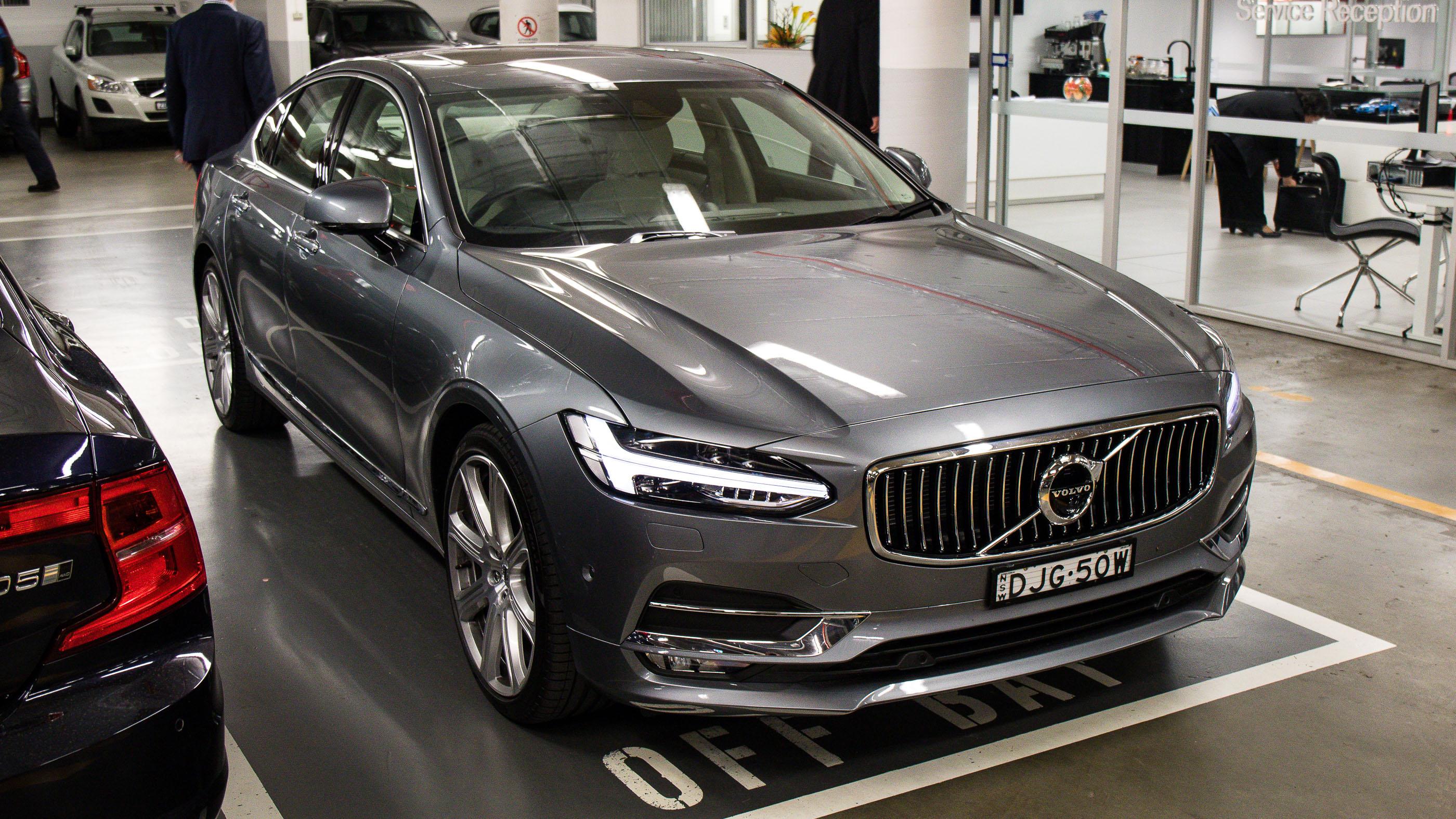 Volvo S90 photo 170278