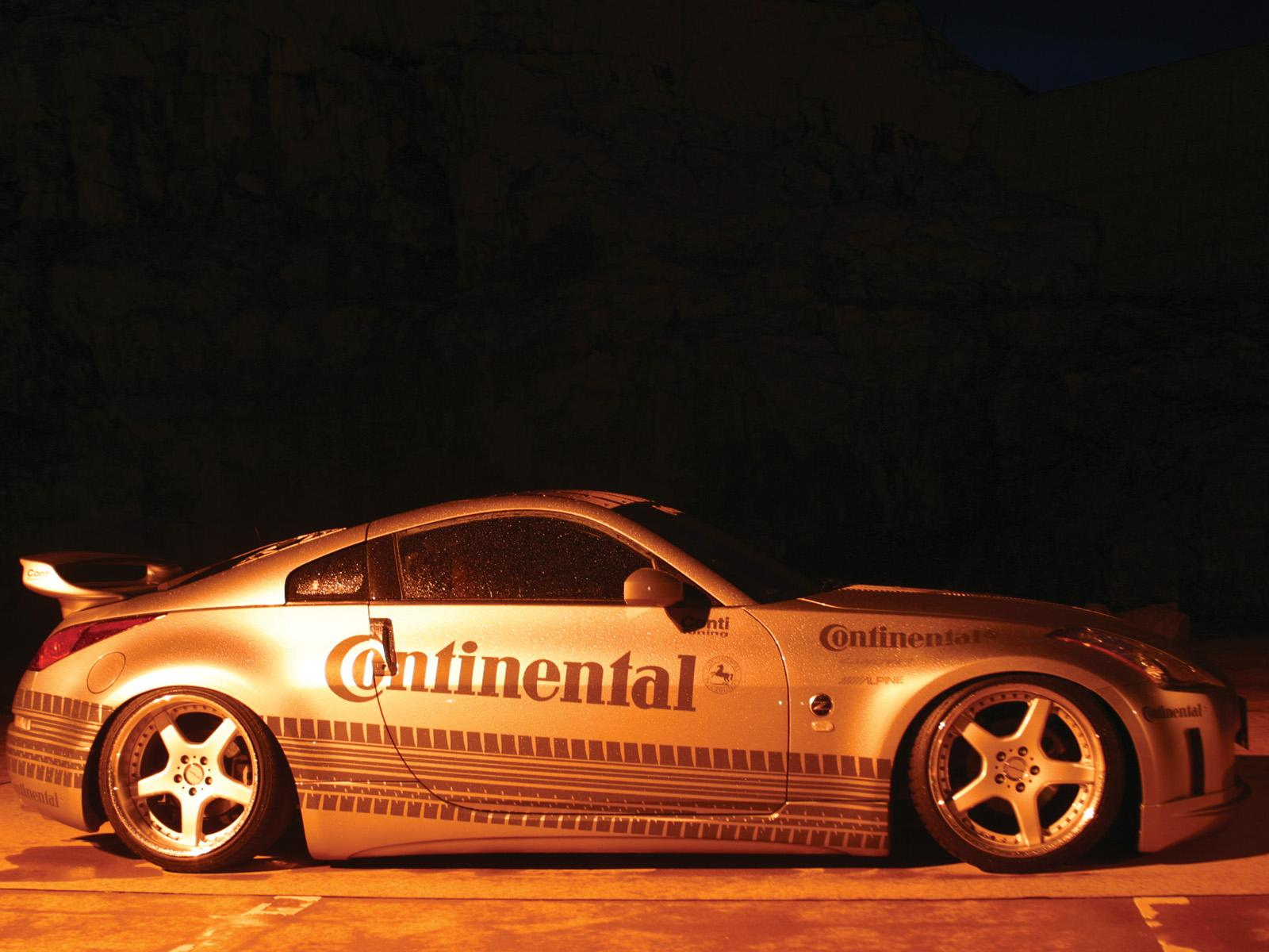 Wald nissan 350z photos photogallery with 8 pics carsbase new wald nissan 350z pictures vanachro Choice Image