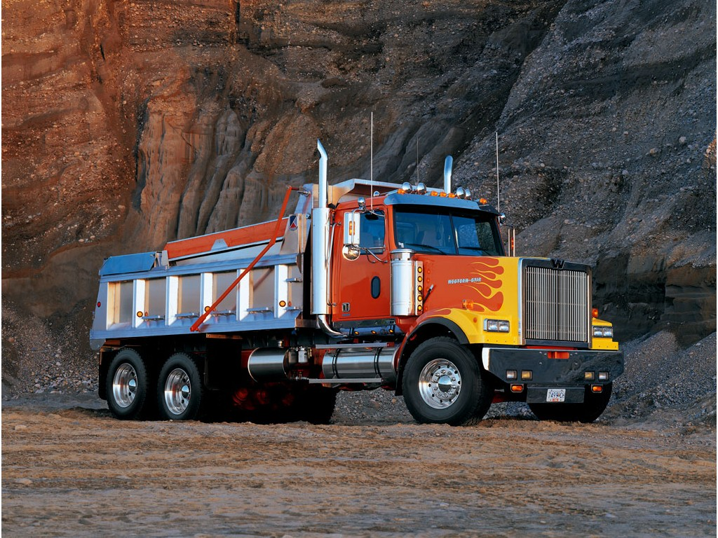 Western Star Dump Truck Photos Photogallery With 16 Pics