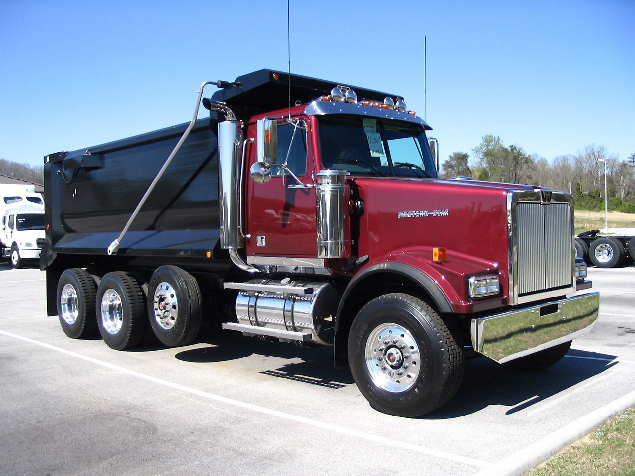 Heavy Duty Truck For Sale Ohio >> Trucks For Sale Commercial Trucks Western Star | Autos Post