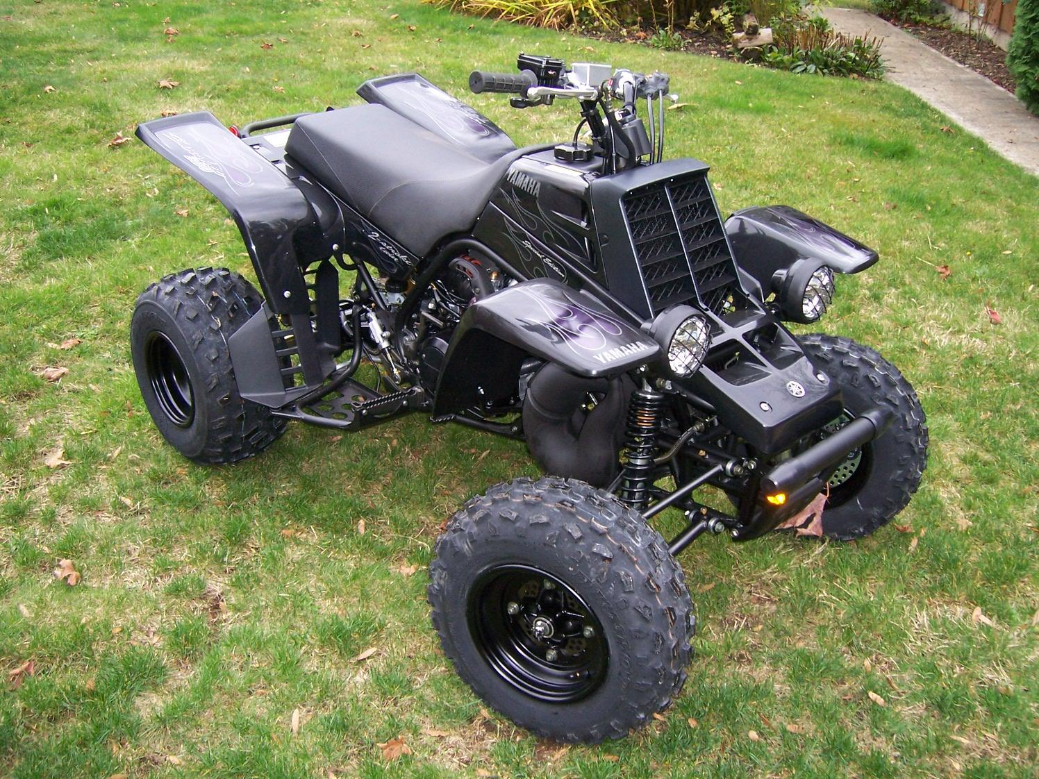 Yamaha YFZ Banshee photos - PhotoGallery with 8 pics ...