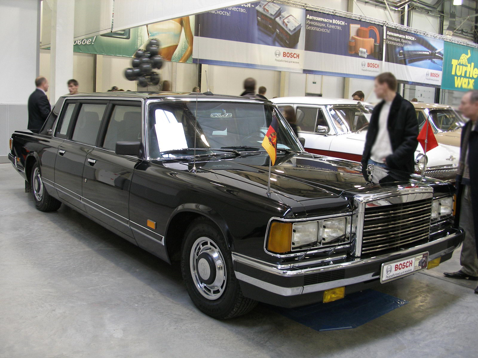 Zil 41047 Photos Photogallery With 7 Pics Carsbase Com