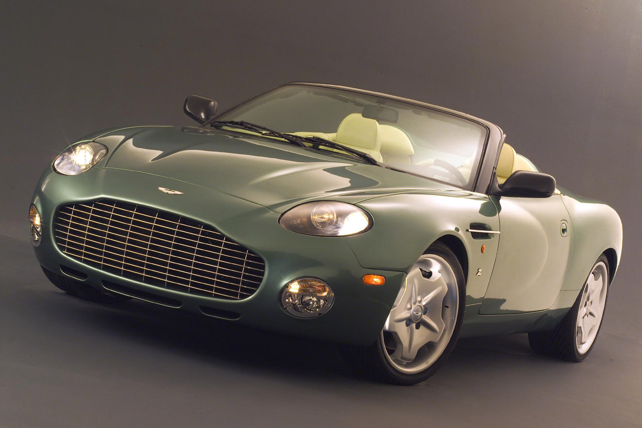 Zagato Aston Martin DB AR1 Photos PhotoGallery With 5