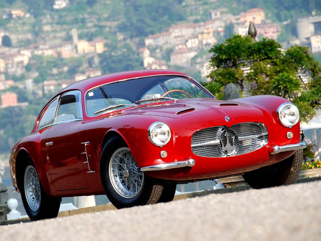 Zagato Maserati A6G 2000 Coupe photos - PhotoGallery with ...