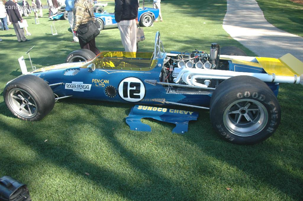 AAR Chevy Indy Eagle photo 26640