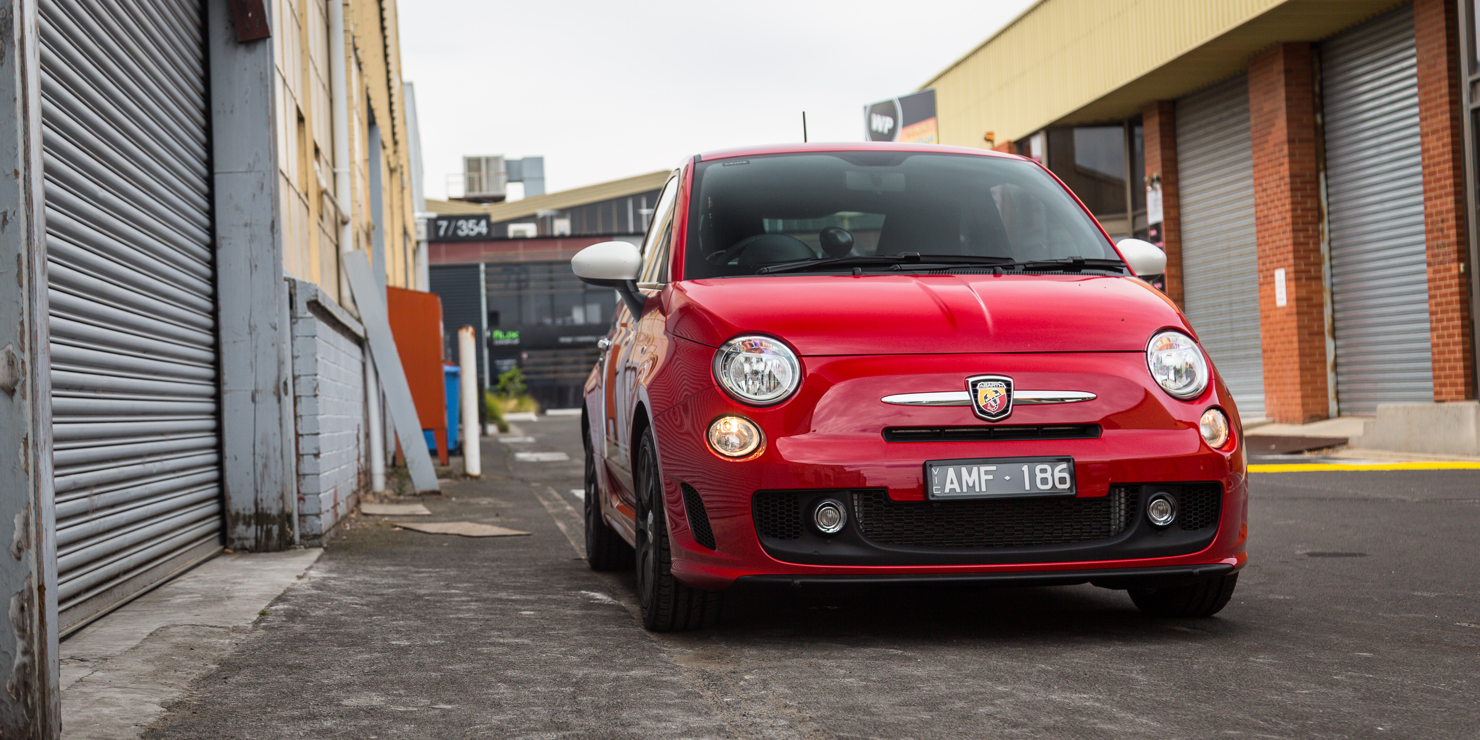 Abarth 595 photo 177613