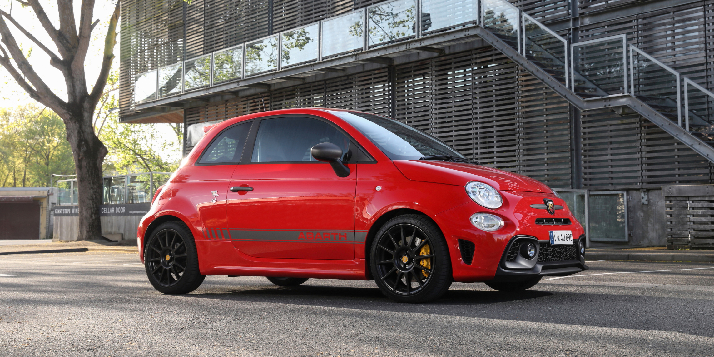 Abarth 595 photo 183345