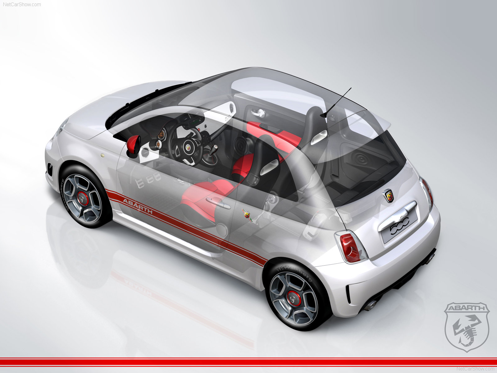 Abarth Fiat 500 photo 52516