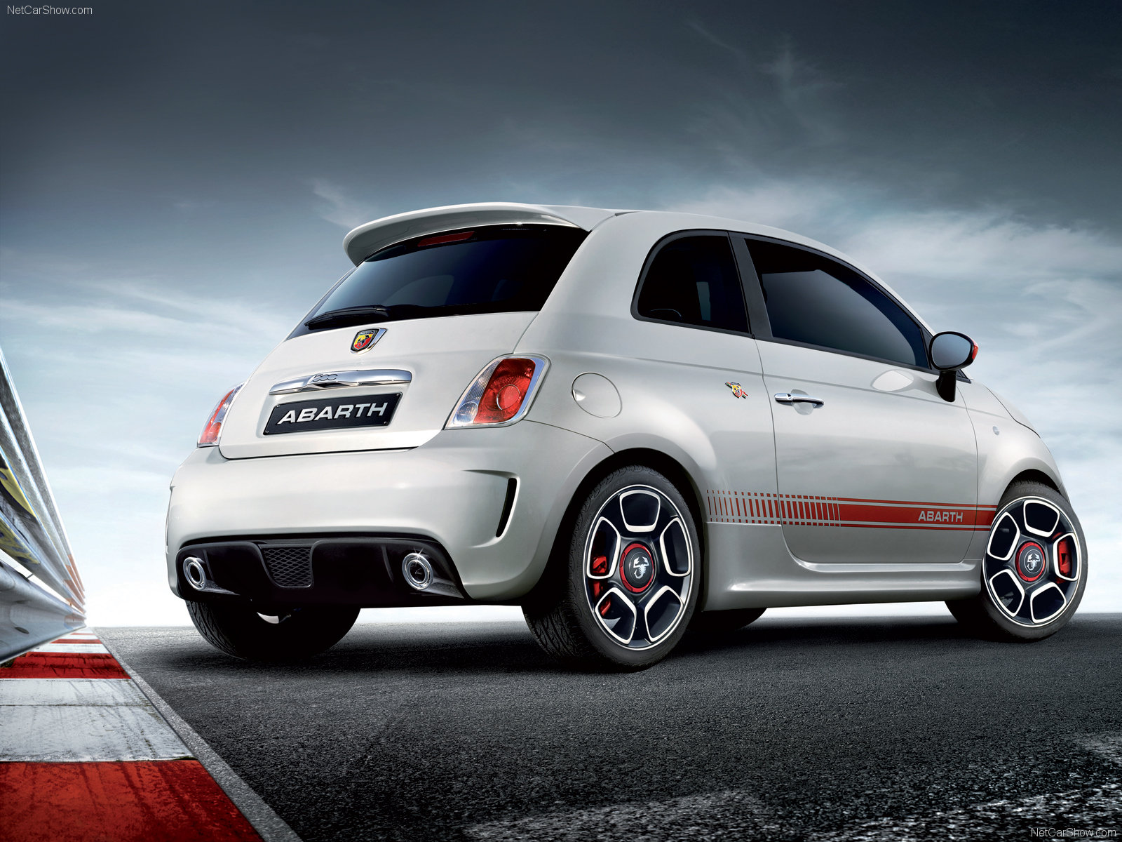 Abarth Fiat 500 photo 52518