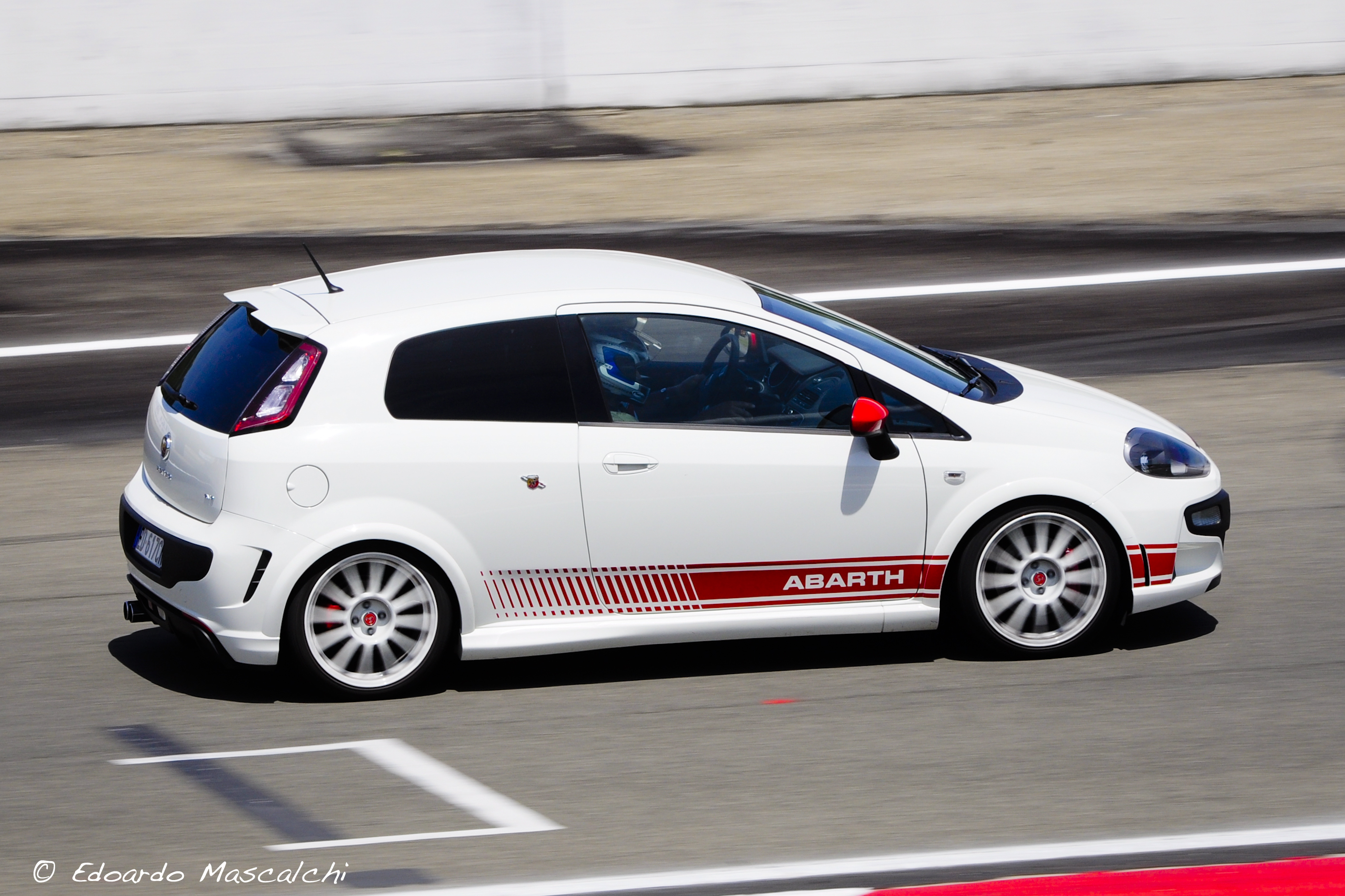 Abarth Punto Evo Esseesse photo 105446
