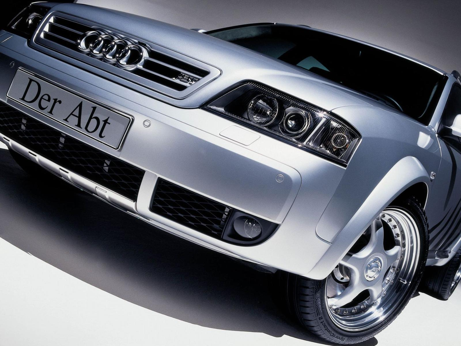 ABT A6 All Road Quattro photo 12858