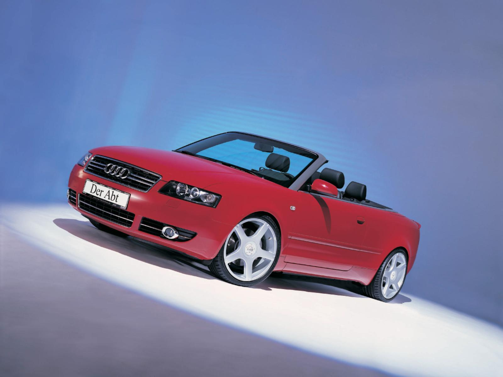 ABT AS4 Cabriolet photo 12826