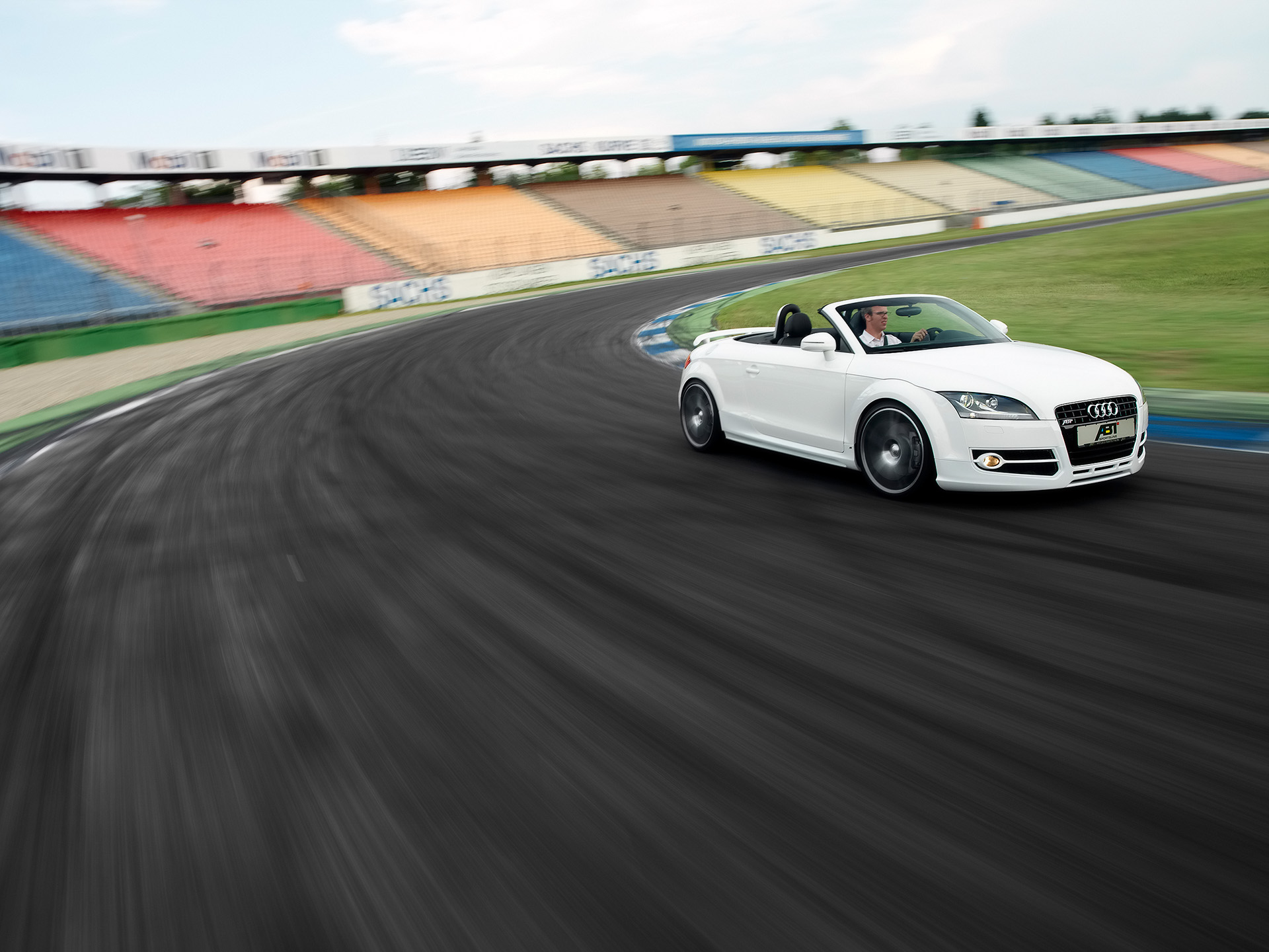 ABT Audi TT Roadster photo 45189