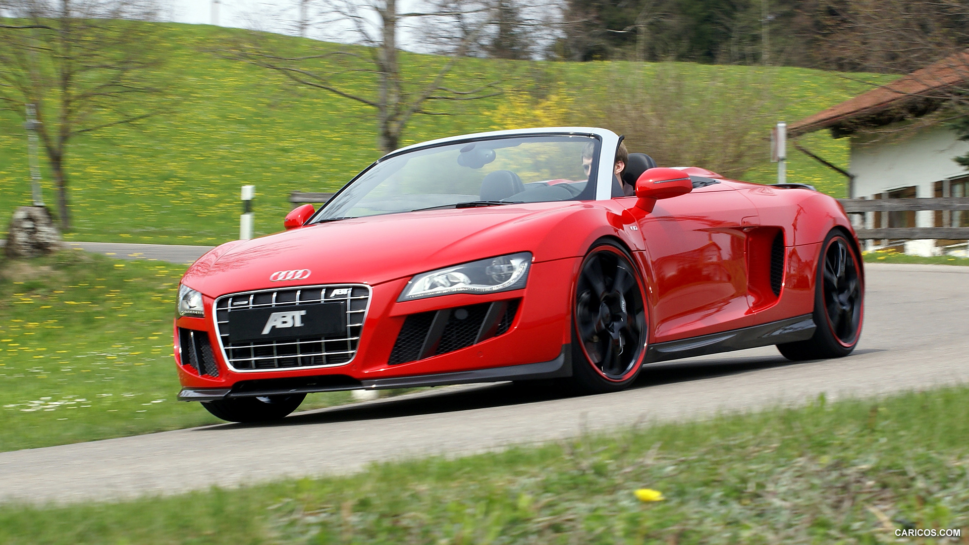 ABT R8 Spyder photo 132455