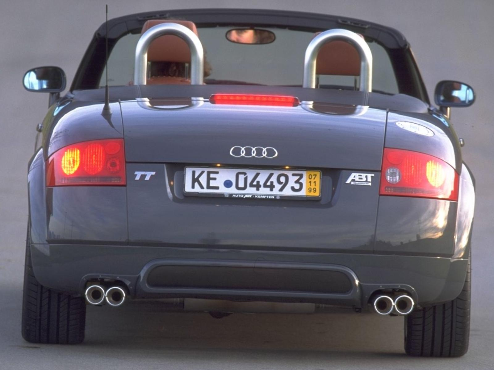 ABT TT Roadster photo 12781