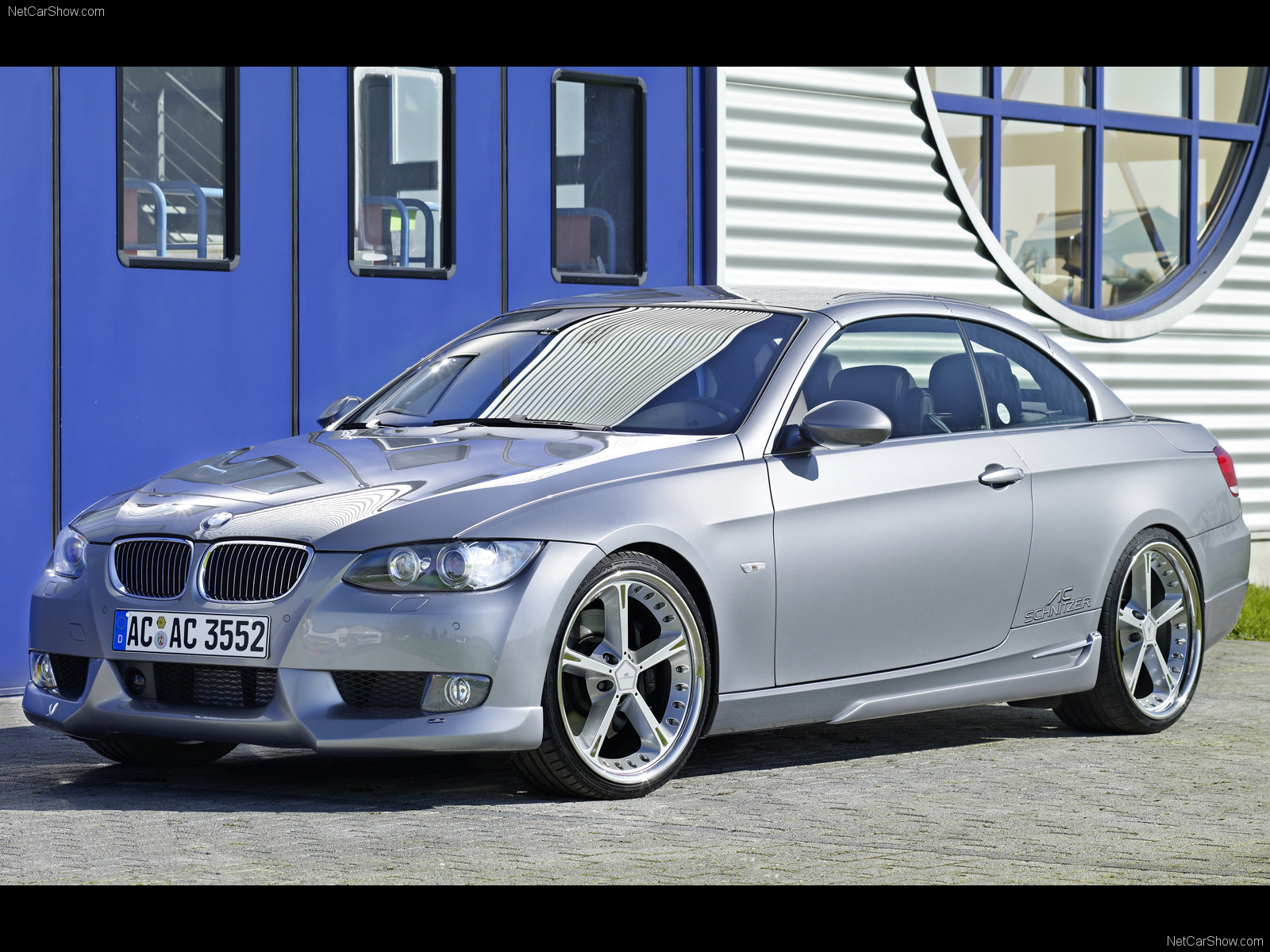 AC Schnitzer ACS3 3 Series E93 Cabrio photo 44348