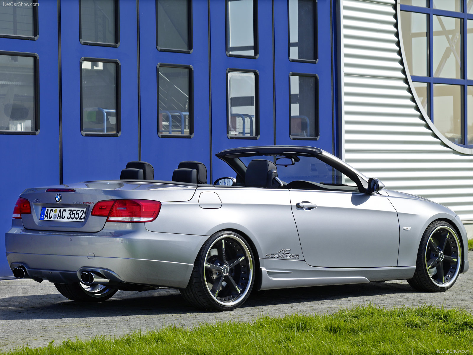 AC Schnitzer ACS3 3 Series E93 Cabrio photo 44352