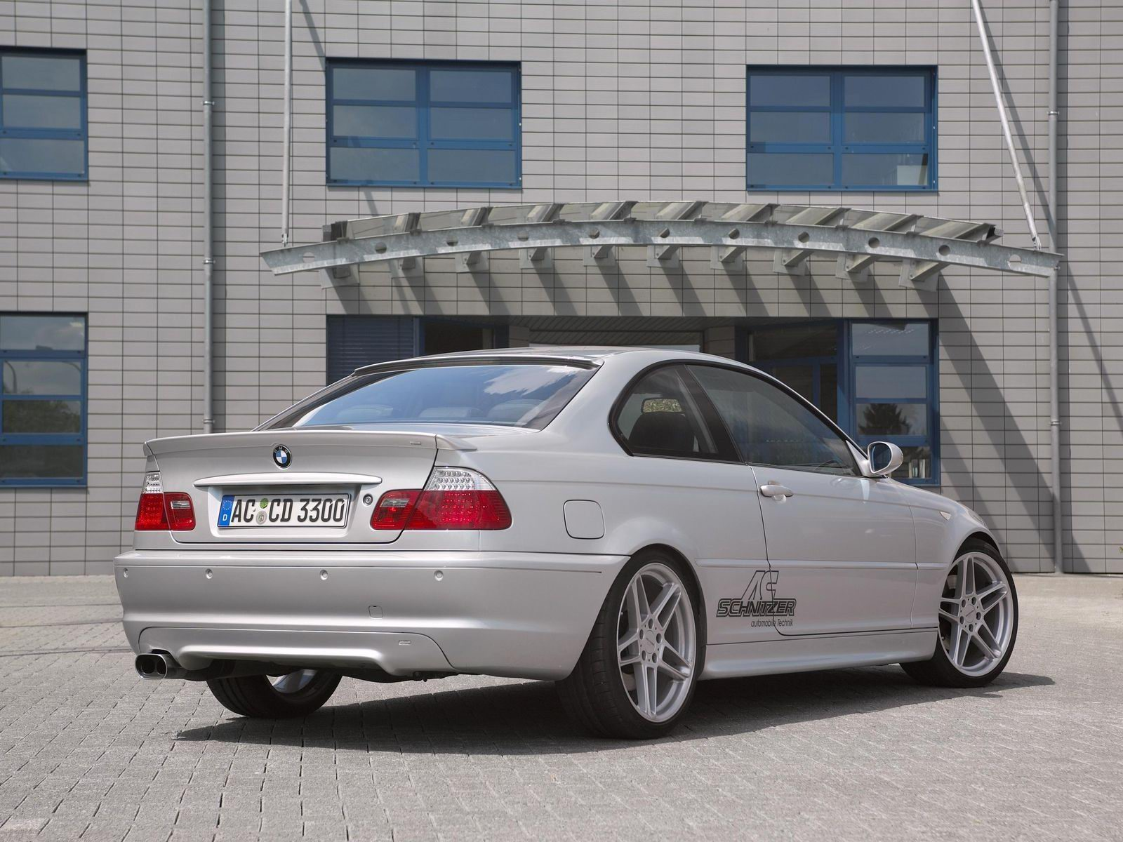 AC Schnitzer ACS3 Sport Package photo 14064