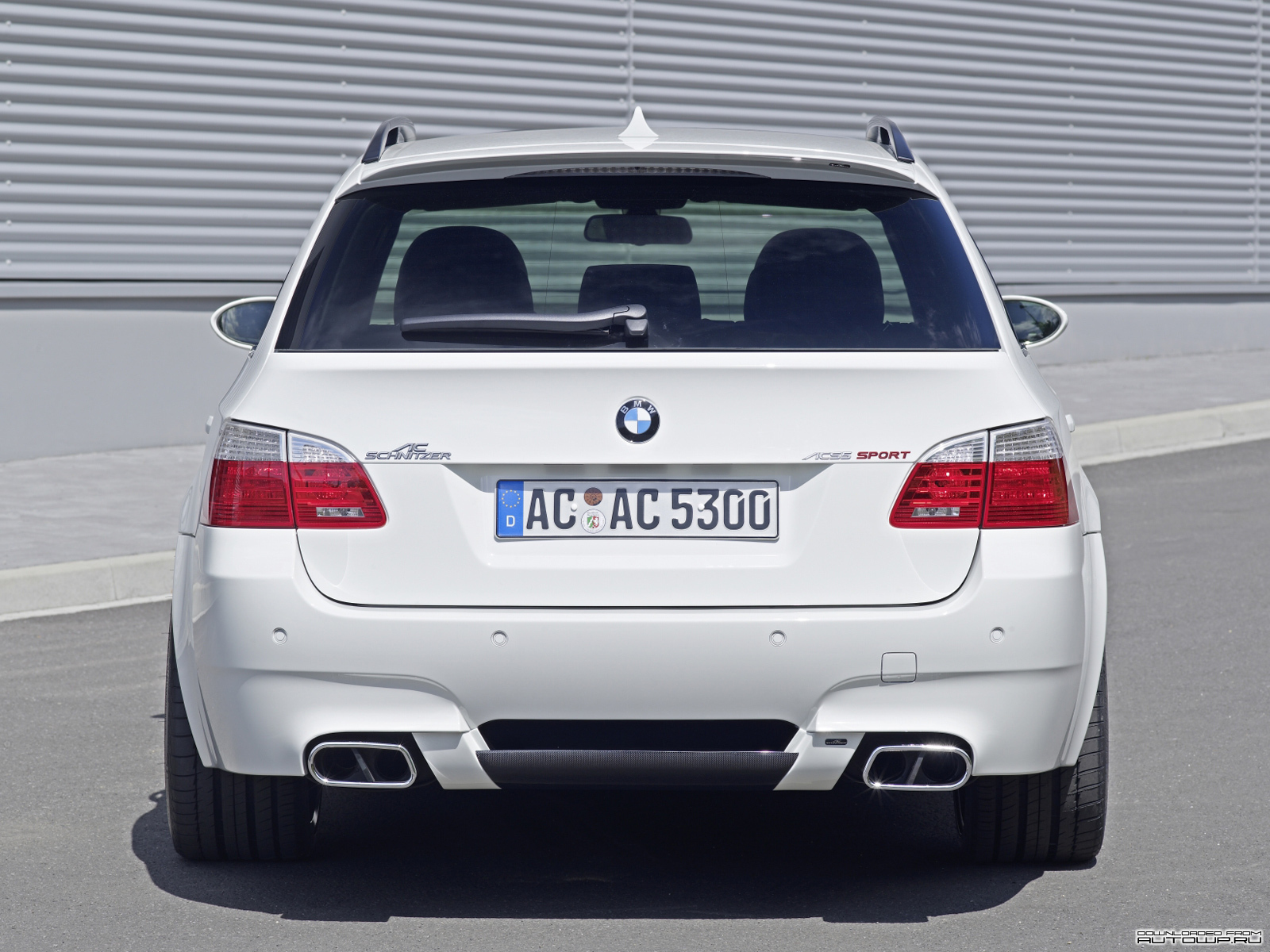 AC Schnitzer ACS5 Sport Touring (E61) photo 59461