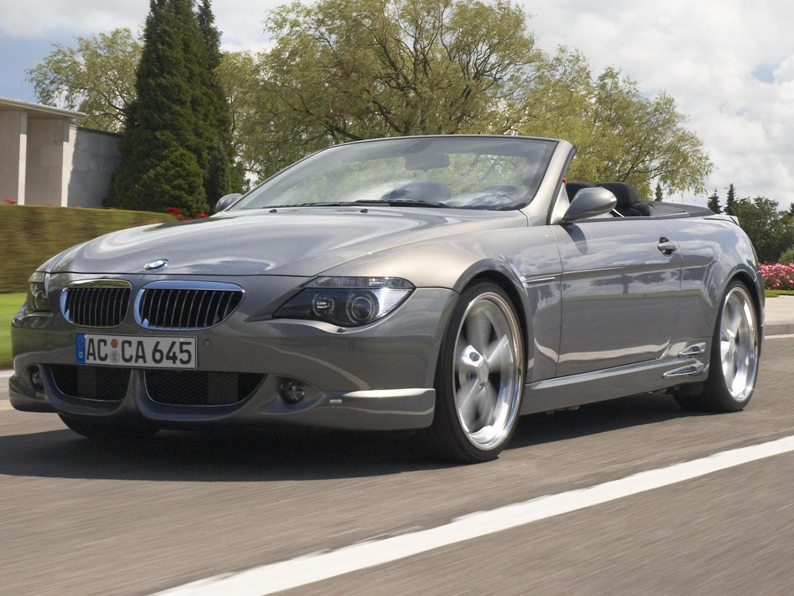 AC Schnitzer ACS6 Cabriolet (E64) photo 14097