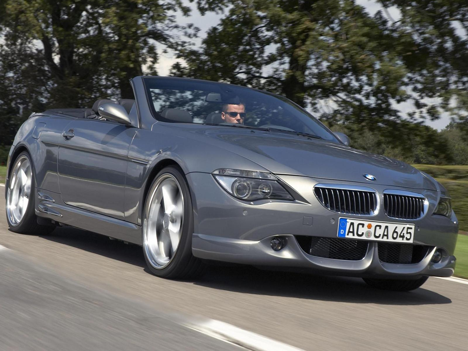AC Schnitzer ACS6 Cabriolet (E64) photo 14102