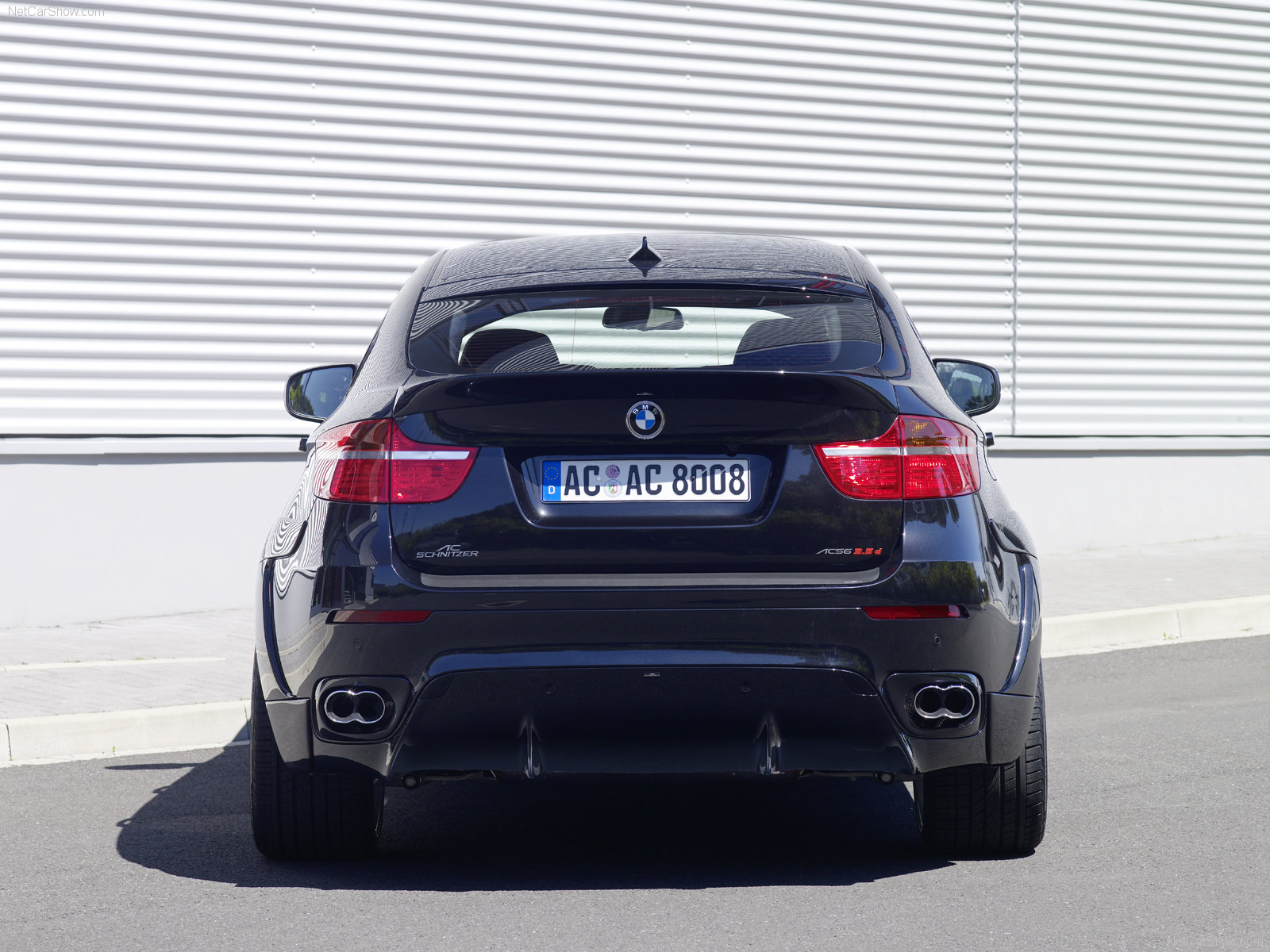 AC Schnitzer BMW X6 Falcon photo 59096