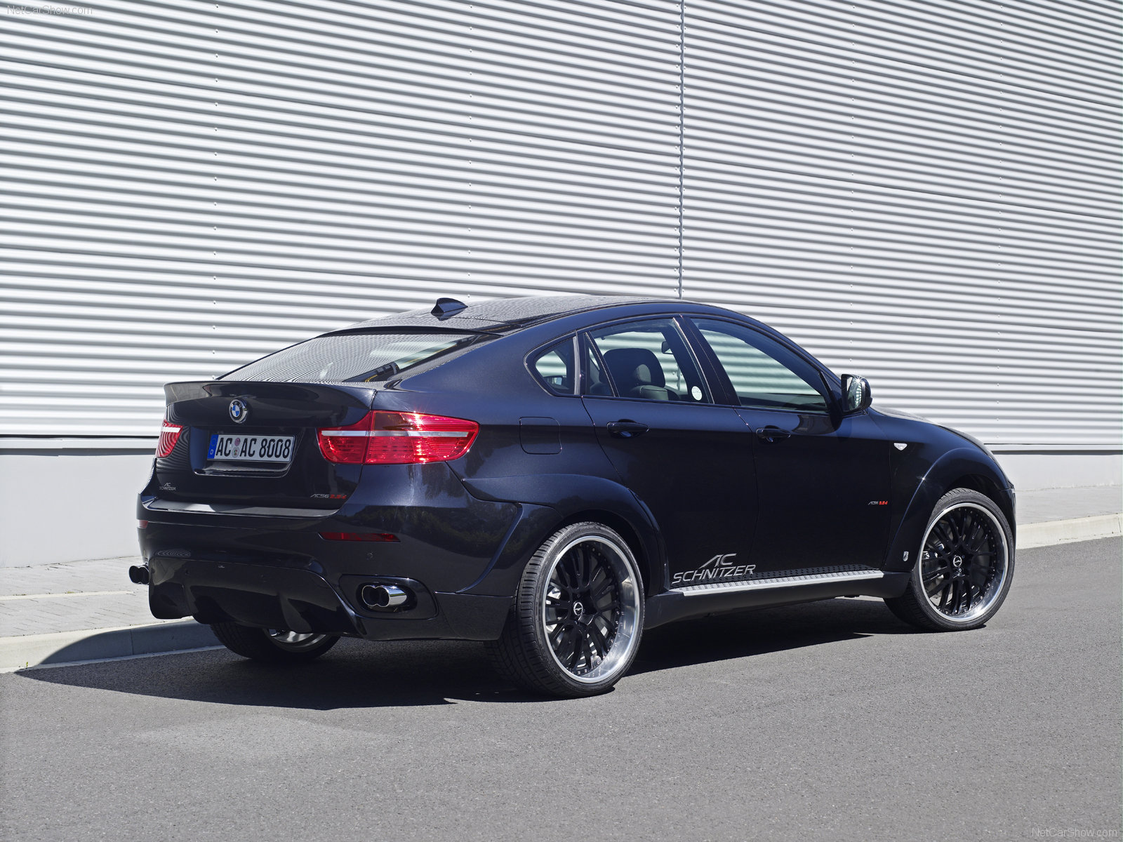 AC Schnitzer BMW X6 Falcon photo 59098