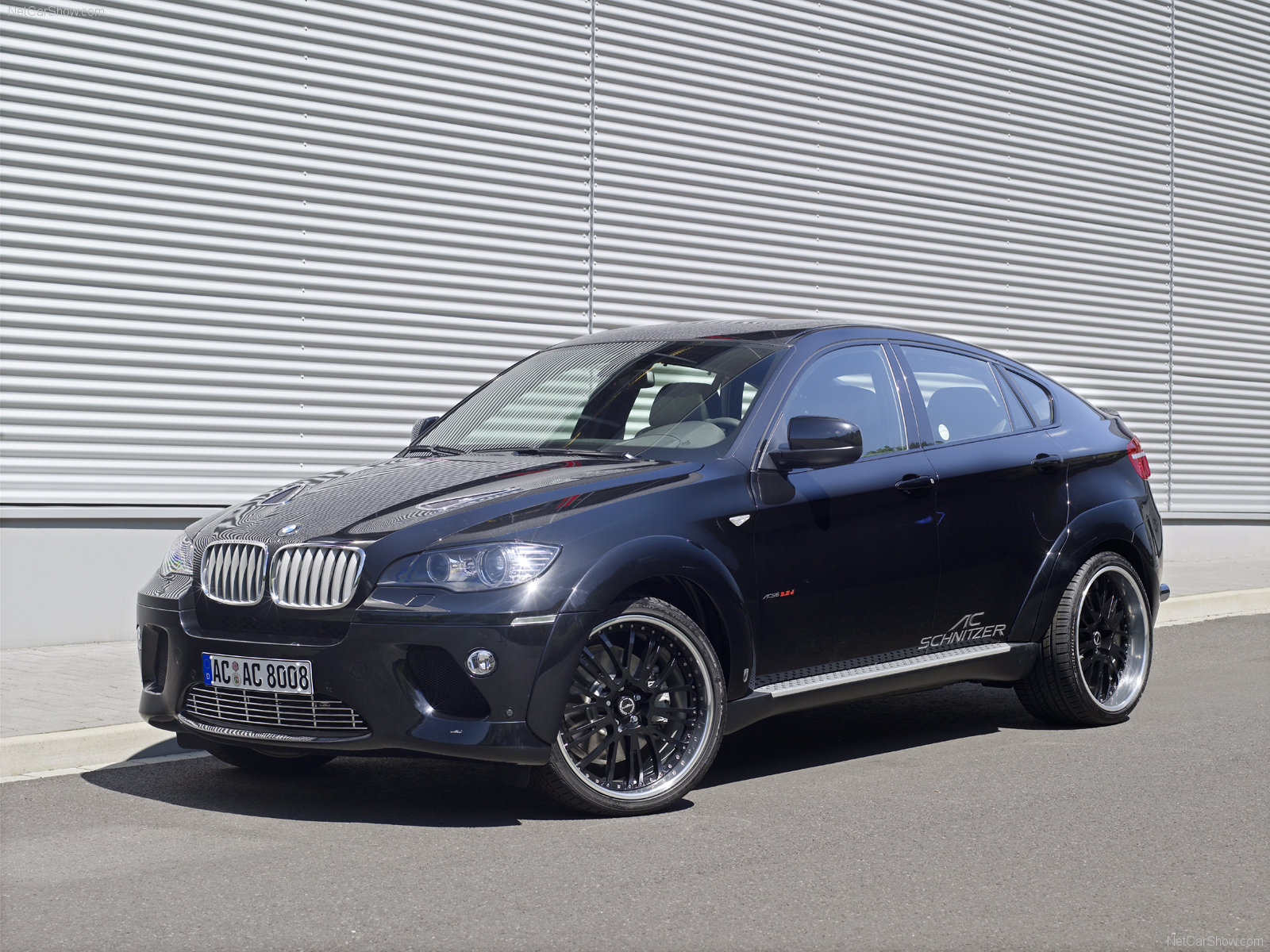 AC Schnitzer BMW X6 Falcon photo 59101