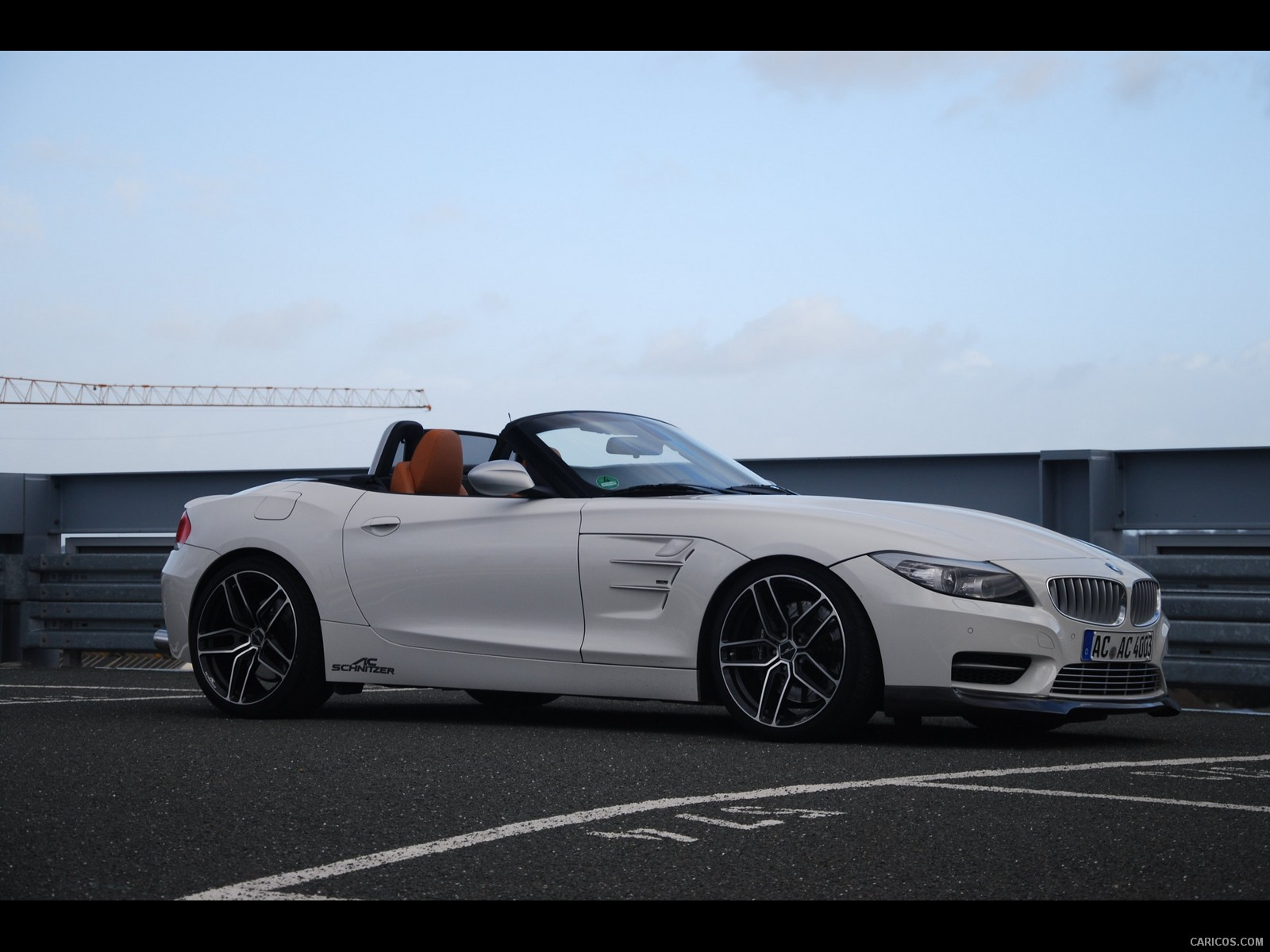 AC Schnitzer BMW Z4 35is M-Technik photo 112331