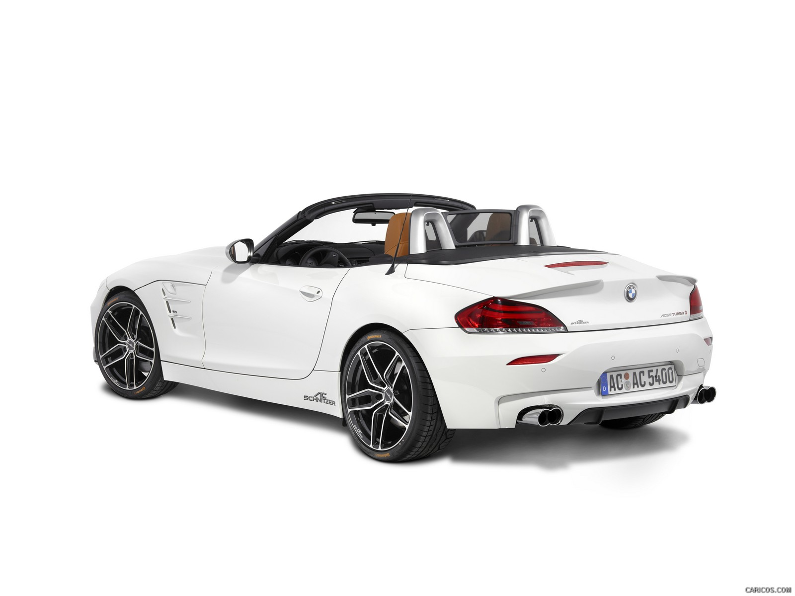 AC Schnitzer BMW Z4 35is M-Technik photo 112339