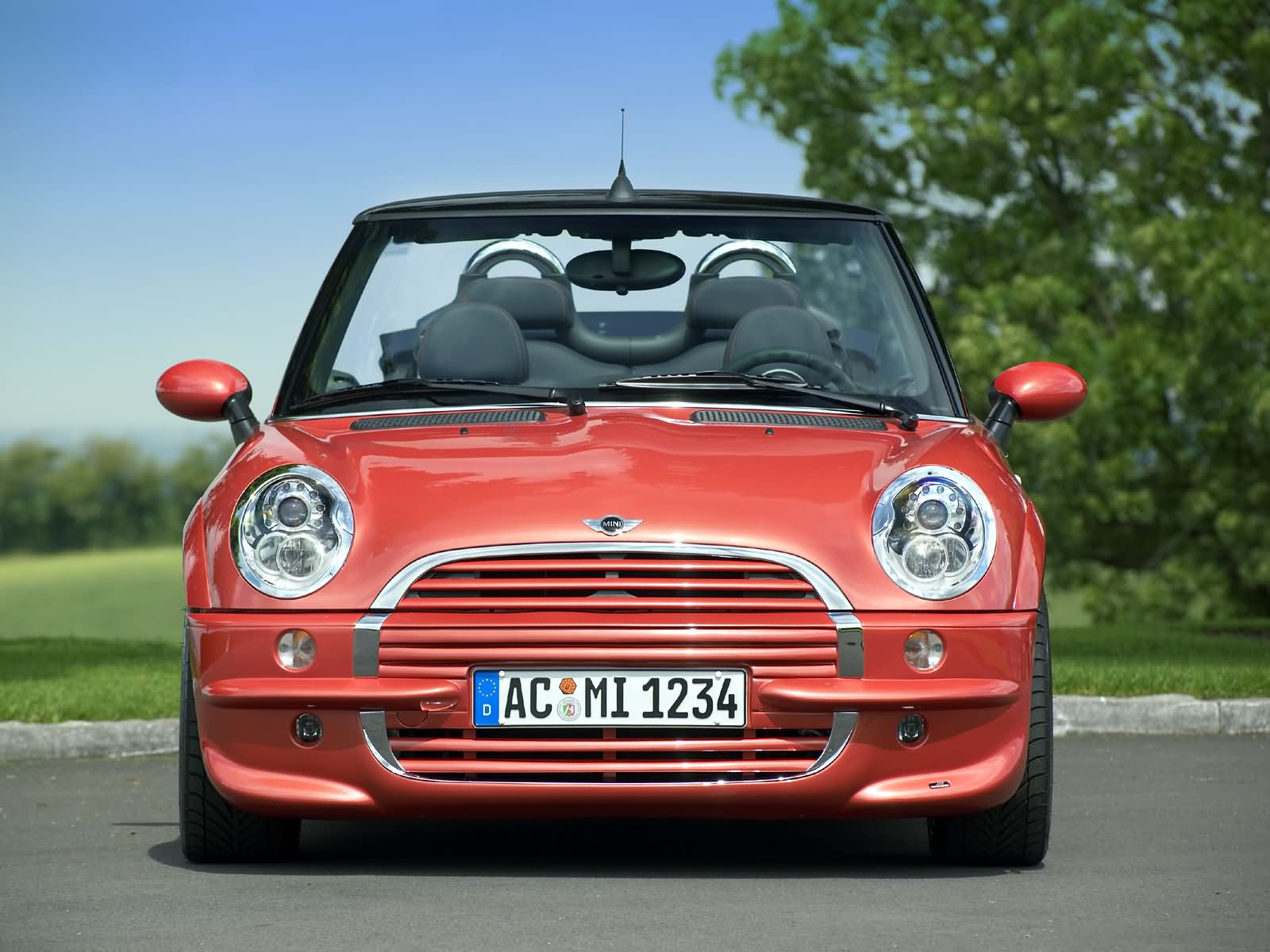 AC Schnitzer Mini Cooper Convertible photo 11566