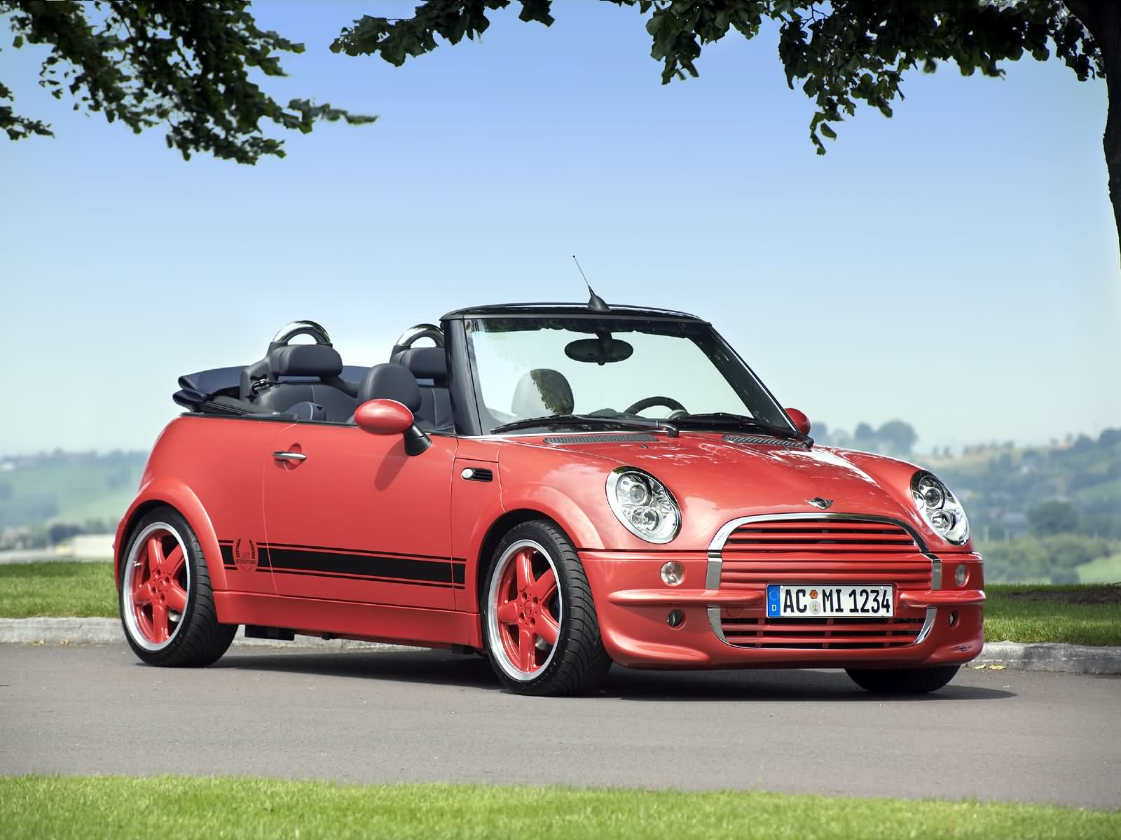 AC Schnitzer Mini Cooper Convertible photo 11570