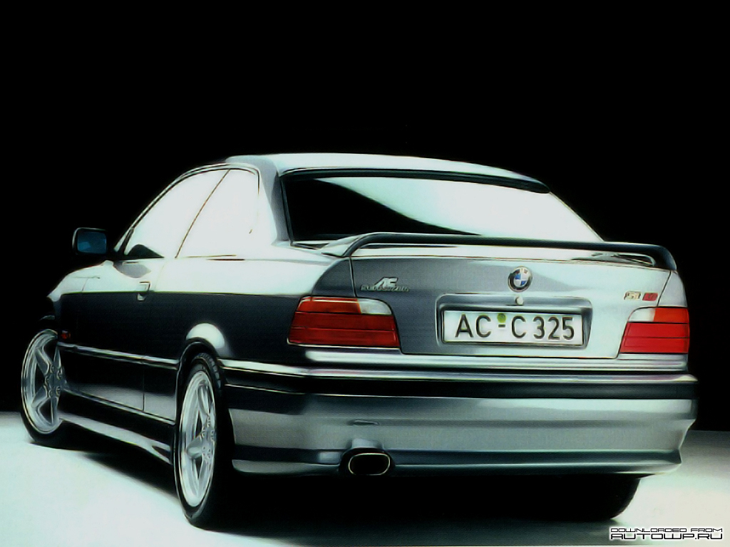 AC Schnitzer S3 Coupe (E36) photo 59437