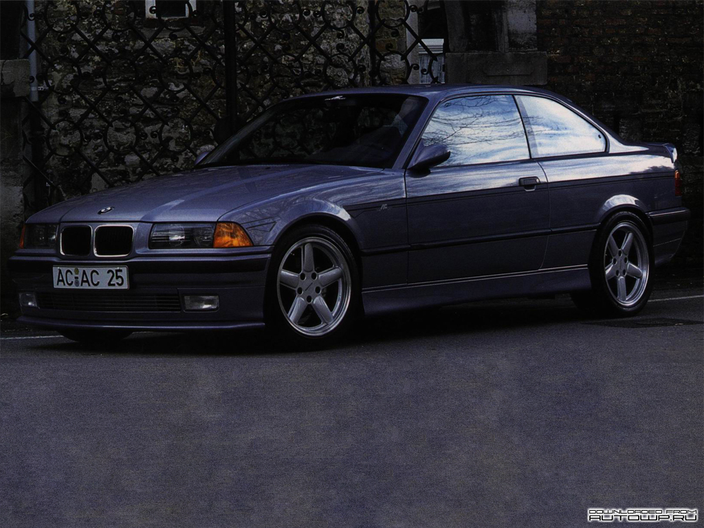 AC Schnitzer S3 Coupe (E36) photo 59438