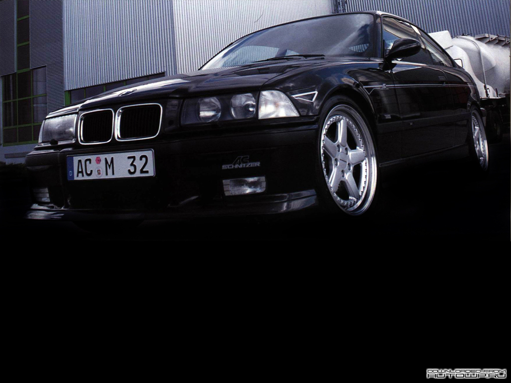 AC Schnitzer S3 Coupe (E36) photo 59441