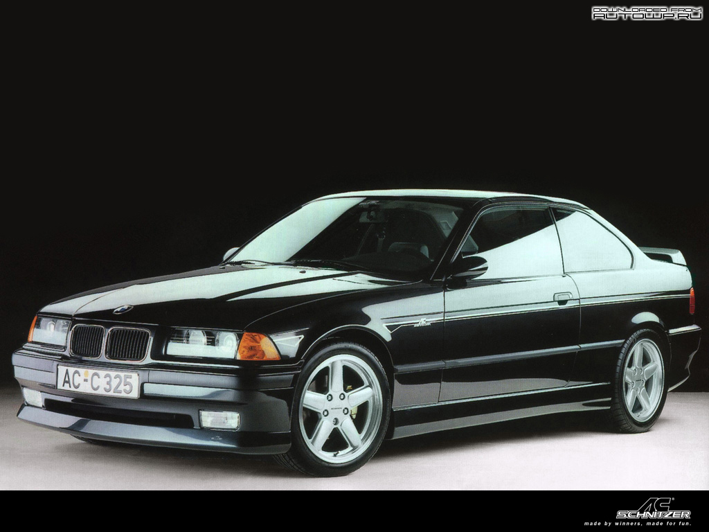 AC Schnitzer S3 Coupe (E36) photo 59442