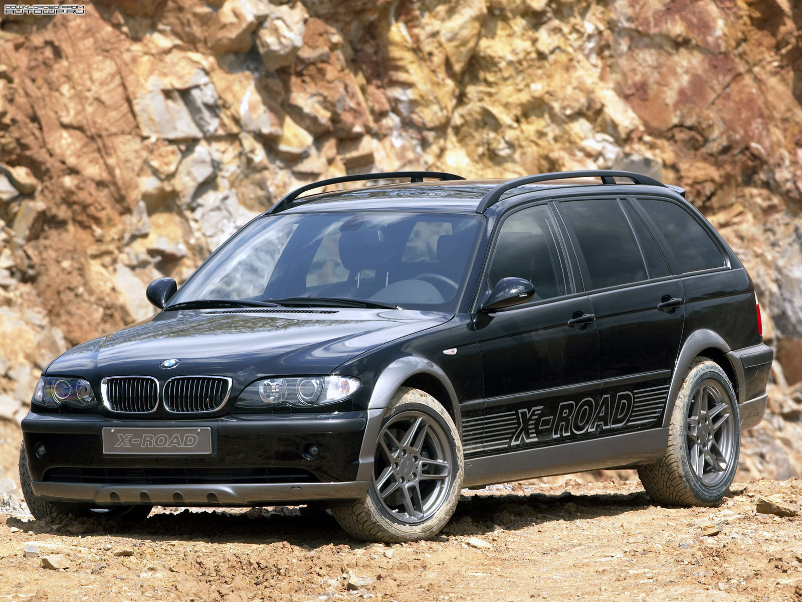 AC Schnitzer X-Road Concept (E46) photo 59430