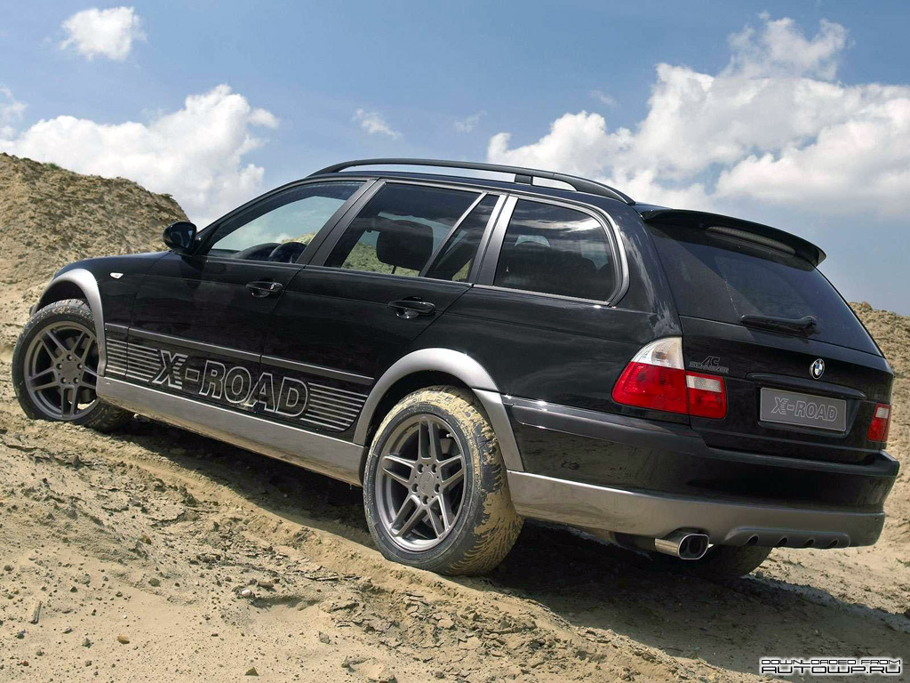 AC Schnitzer X-Road Concept (E46) photo 59431