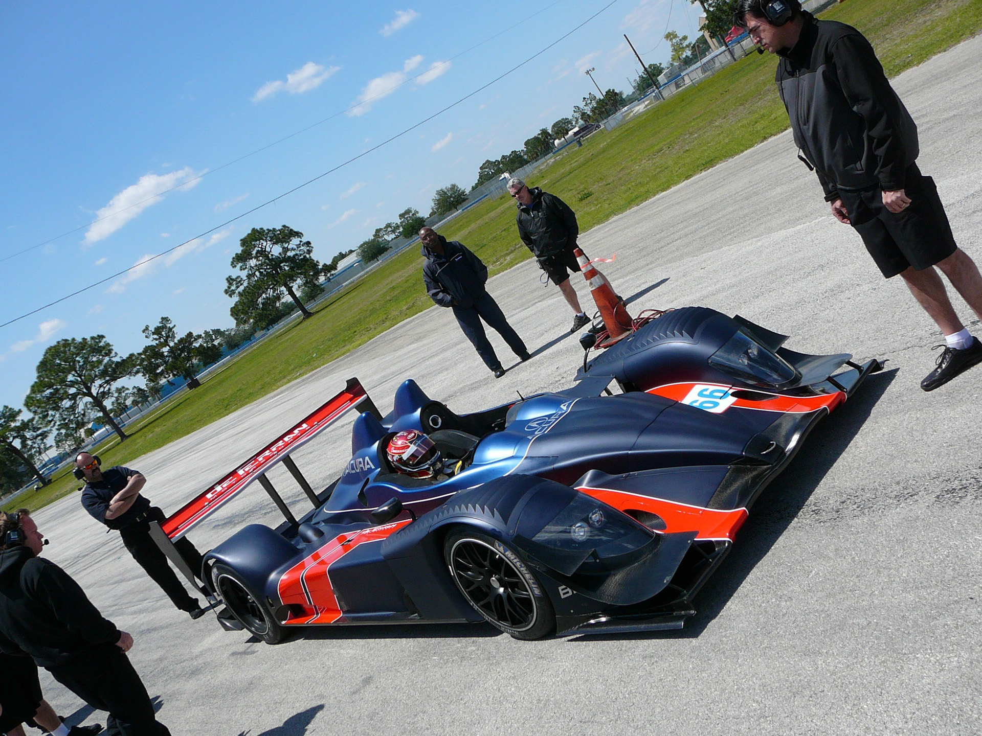 Acura ARX-01b photo 61035