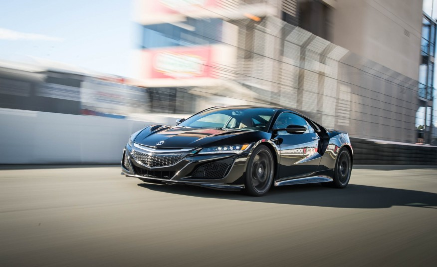 Acura NSX photo 162559