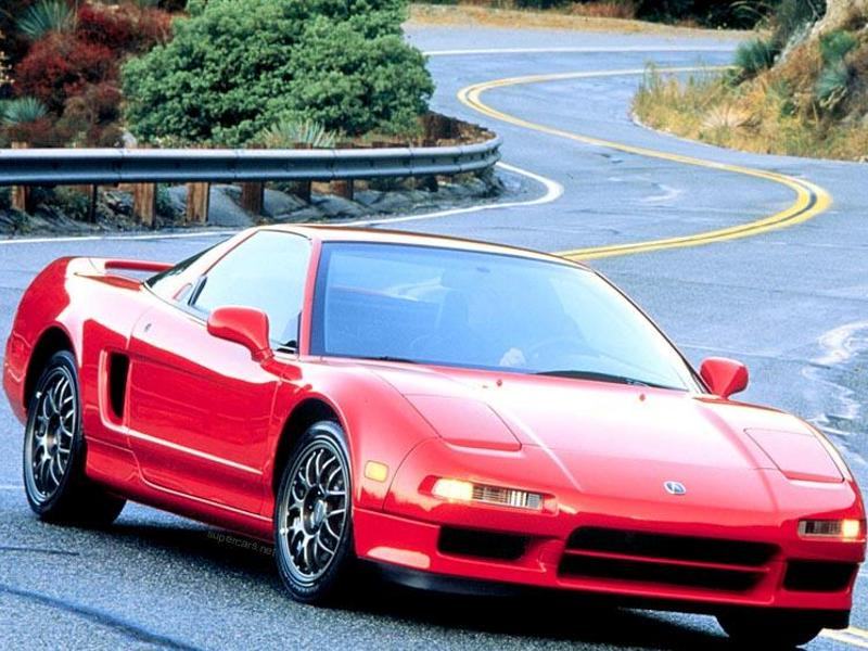 Acura NSX photo 19923