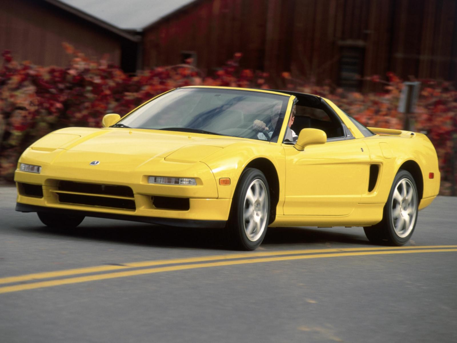 Acura NSX-T photo 17561