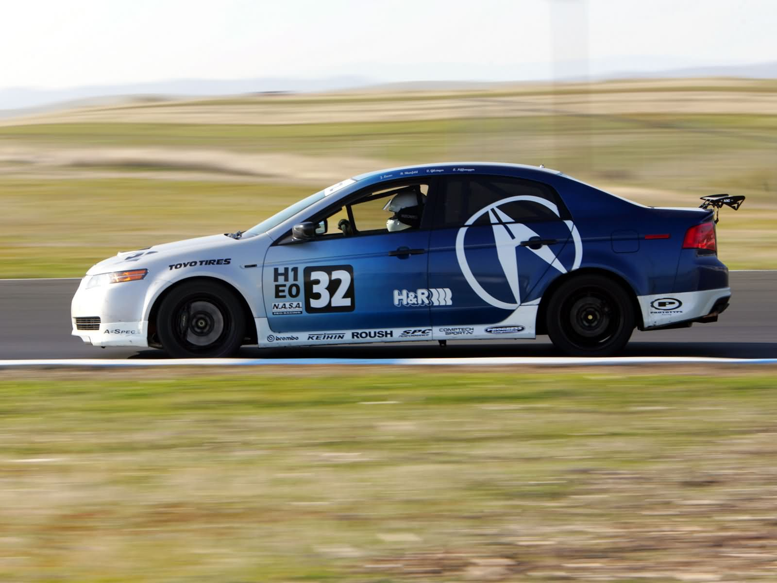 Acura TL 25 Hours of Thunderhill photo 17835