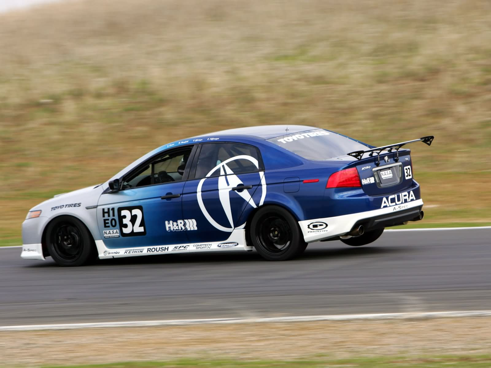 Acura TL 25 Hours of Thunderhill photo 17850