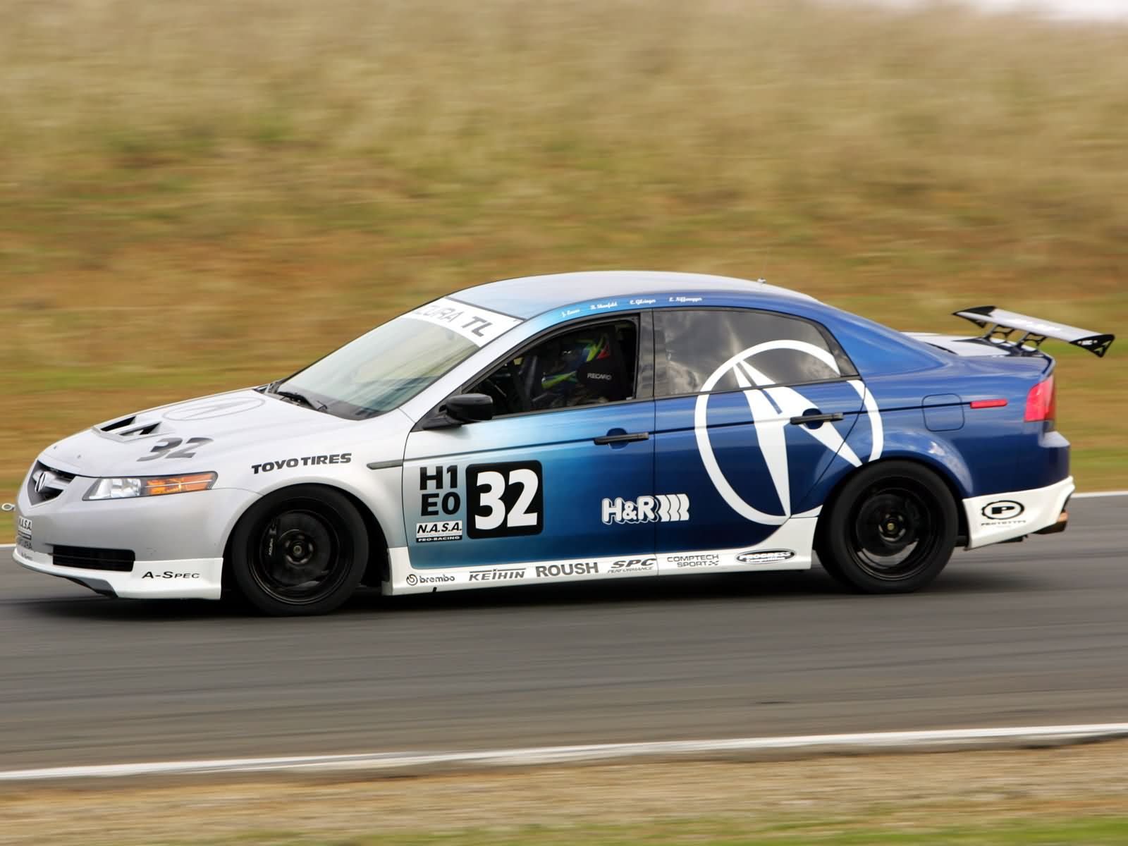 Acura TL 25 Hours of Thunderhill photo 17851