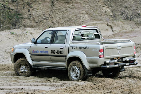 Admiral 4x4 Pick-Up photo 16501