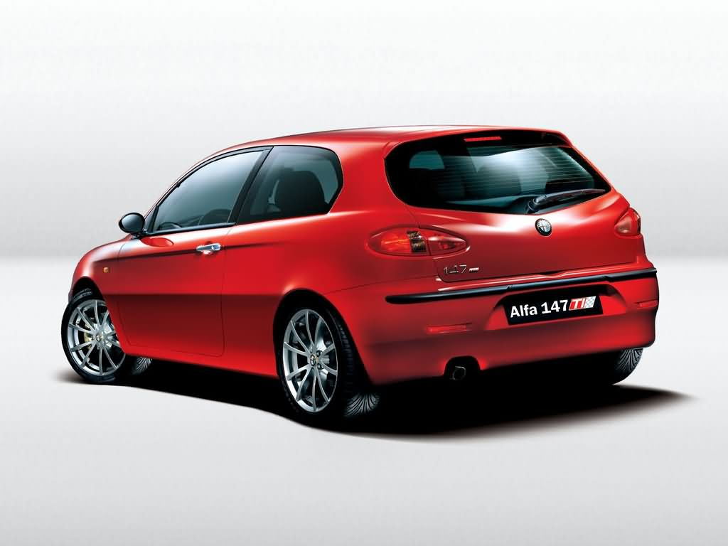 Alfa Romeo 147 Photos Photogallery With 59 Pics Carsbase Com