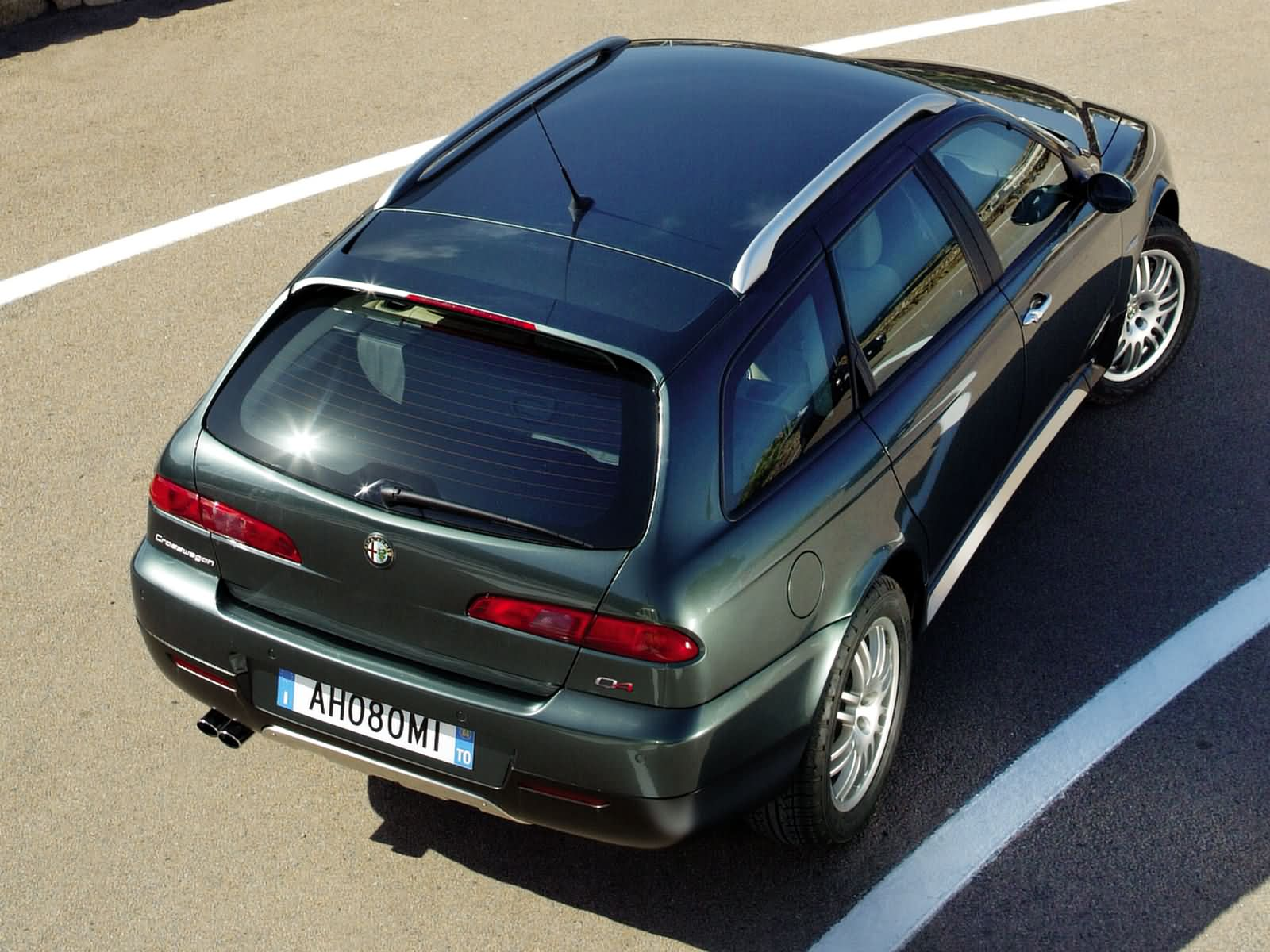 Alfa Romeo 156 Crosswagon photo 10447